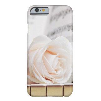 Funda Barely There Para iPhone 6 Caso elegante de las mujeres