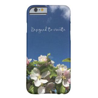 Funda Barely There Para iPhone 6 Caso inspirado bonito del iphone 6 del cielo y del