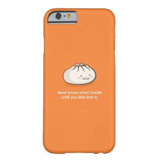 Funda Barely There Para iPhone 6 Caso lindo del iPhone 6/6s del carácter de Siopao
