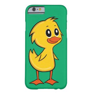 Funda Barely There Para iPhone 6 Caso lindo del iPhone 6 del pato del dibujo