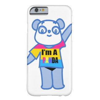Funda Barely There Para iPhone 6 Caso Pansexual del orgullo