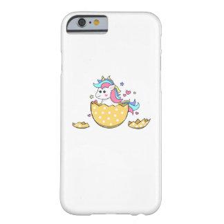 Funda Barely There Para iPhone 6 Chicas lindos de los niños de Pascua del huevo del