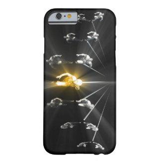 Funda Barely There Para iPhone 6 Ciencia del desarrollo y servicio personales el