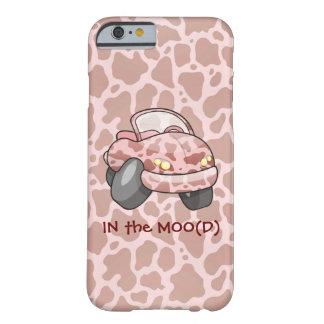 Funda Barely There Para iPhone 6 Coche del MOO