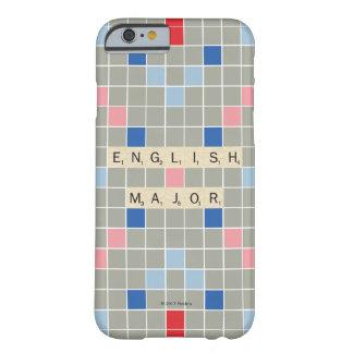Funda Barely There Para iPhone 6 Comandante inglés