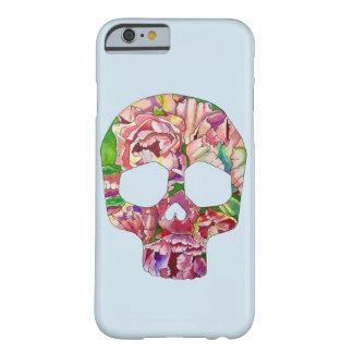 Funda Barely There Para iPhone 6 Cráneo de la primavera