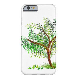 Funda Barely There Para iPhone 6 Cubierta hermosa del caso del iPhone del diseño