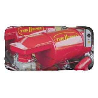 Funda Barely There Para iPhone 6 De 'caja Gemela-h del teléfono 54 del Hudson