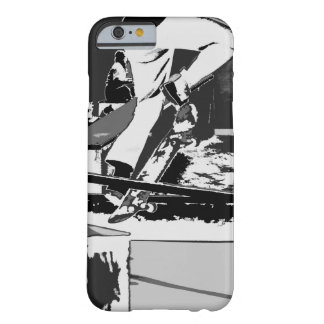 Funda Barely There Para iPhone 6 De los carriles   - skater