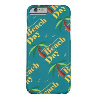 Funda Barely There Para iPhone 6 Día perfecto de la playa del verano