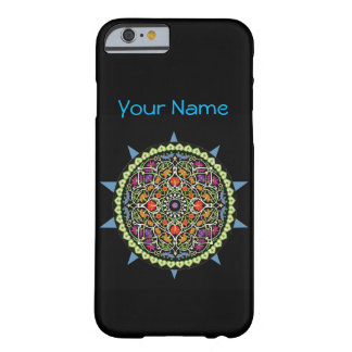 Funda Barely There Para iPhone 6 El diseño colorido fresco personaliza la caja