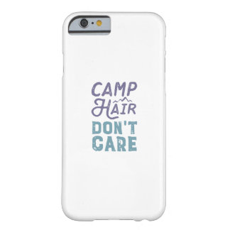 Funda Barely There Para iPhone 6 El pelo del campo no cuida