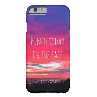 """Funda Barely There Para iPhone 6 El """"sacador"""" cita hoy la foto de la salida del sol"""