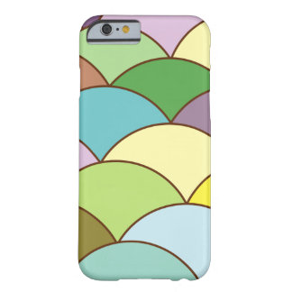 Funda Barely There Para iPhone 6 Escalas de la sirena