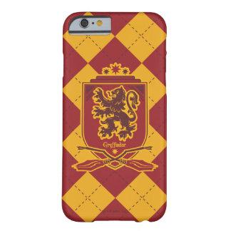 Funda Barely There Para iPhone 6 Escudo de Harry Potter el   Gryffindor QUIDDITCH™