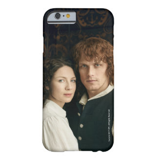 Funda Barely There Para iPhone 6 Estación el 3% el pipe% Jamie del Outlander y
