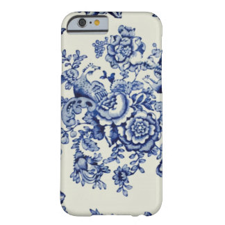 Funda Barely There Para iPhone 6 Floraciones 6/6s de Bristol