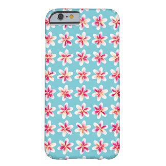 Funda Barely There Para iPhone 6 Flores de la partida del verano