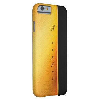 Funda Barely There Para iPhone 6 Fondo de lujo del vintage