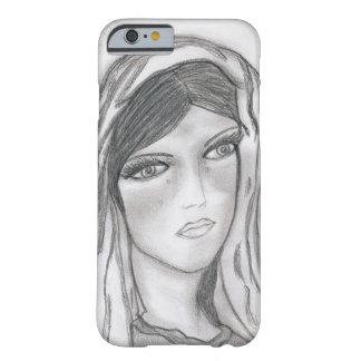 Funda Barely There Para iPhone 6 Griterío de Maria
