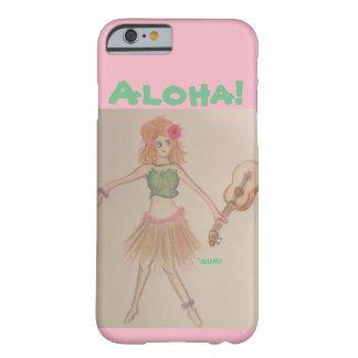Funda Barely There Para iPhone 6 ¡Hawaiana!