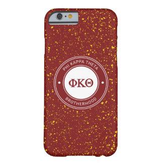 Funda Barely There Para iPhone 6 Insignia de la theta el | de Kappa de la phi