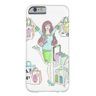 Funda Barely There Para iPhone 6 iPhone de costura 6/6s del comprador