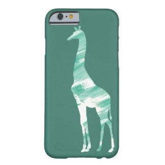 Funda Barely There Para iPhone 6 jirafa