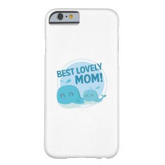 Funda Barely There Para iPhone 6 La mejor mamá preciosa