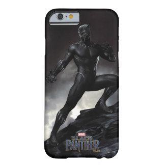 Funda Barely There Para iPhone 6 La pantera negra el | agarra hacia fuera