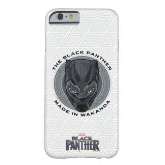 Funda Barely There Para iPhone 6 La pantera negra el | hizo en Wakanda