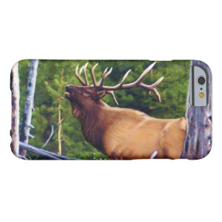 Funda Barely There Para iPhone 6 Los alces del clarín