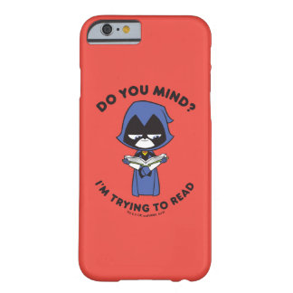 "Funda Barely There Para iPhone 6 ¡Los titanes adolescentes van! cuervo del | ""que"