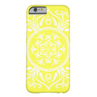 Funda Barely There Para iPhone 6 Mandala del limón