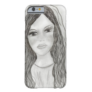 FUNDA BARELY THERE PARA iPhone 6 MARIA AGRADABLE