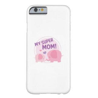 Funda Barely There Para iPhone 6 Mi mamá estupenda