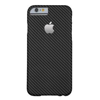 Funda Barely There Para iPhone 6 MIRADA de la FIBRA DE CARBONO, CASO PARA IPHONE