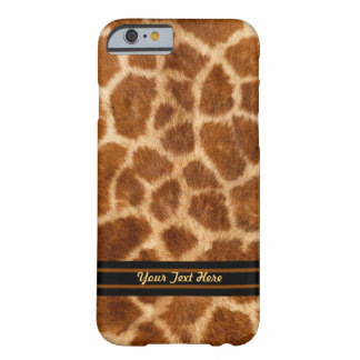 Funda Barely There Para iPhone 6 Modelo de la piel de la jirafa - Barely There -