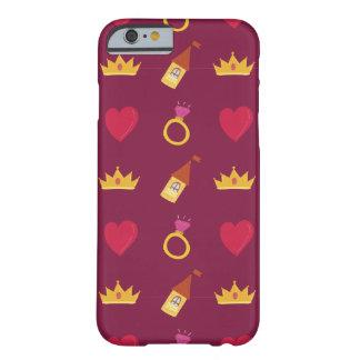Funda Barely There Para iPhone 6 Modelo lindo del cuento de hadas
