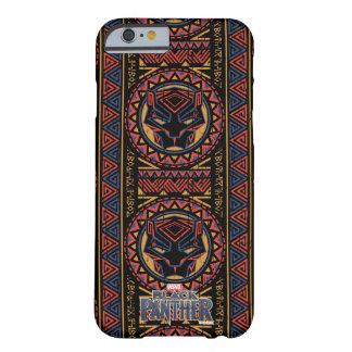 Funda Barely There Para iPhone 6 Modelo tribal de la cabeza de la pantera de la