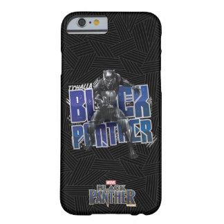 Funda Barely There Para iPhone 6 Pantera negra el | T'Challa - gráfico de la
