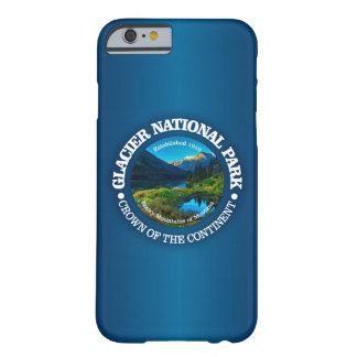 Funda Barely There Para iPhone 6 Parque Nacional Glacier