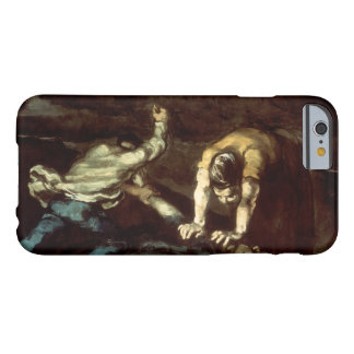 Funda Barely There Para iPhone 6 Paul Cezanne - el asesinato