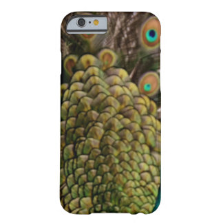 Funda Barely There Para iPhone 6 Pavo real