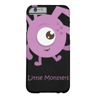 Funda Barely There Para iPhone 6 Pequeños monstruos