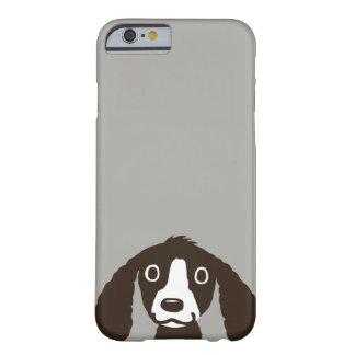 Funda Barely There Para iPhone 6 Perro largo de los oídos