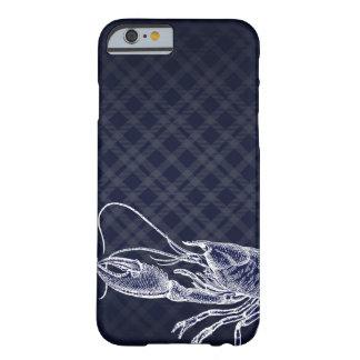 Funda Barely There Para iPhone 6 Personalizado elegante elegante de los azules