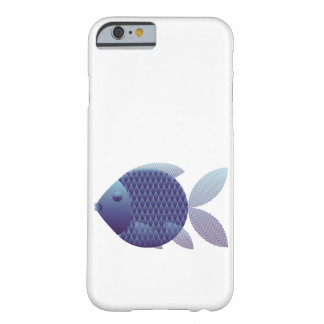 Funda Barely There Para iPhone 6 Pescados