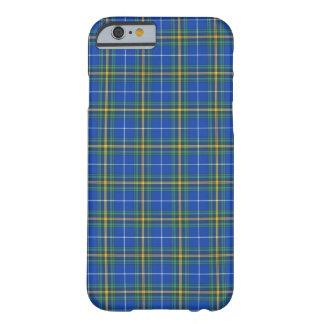 Funda Barely There Para iPhone 6 Provincia del tartán de Nueva Escocia Canadá