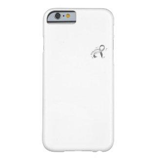 Funda Barely There Para iPhone 6 Regalos de la ayuda de la CONCIENCIA de la